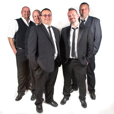 The Beat Robbers - Studio Shoot, Walsall